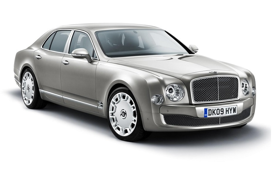 Bentley Mulsanne>